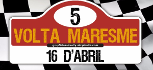 5a Volta al Maresme Challenge intercomarques